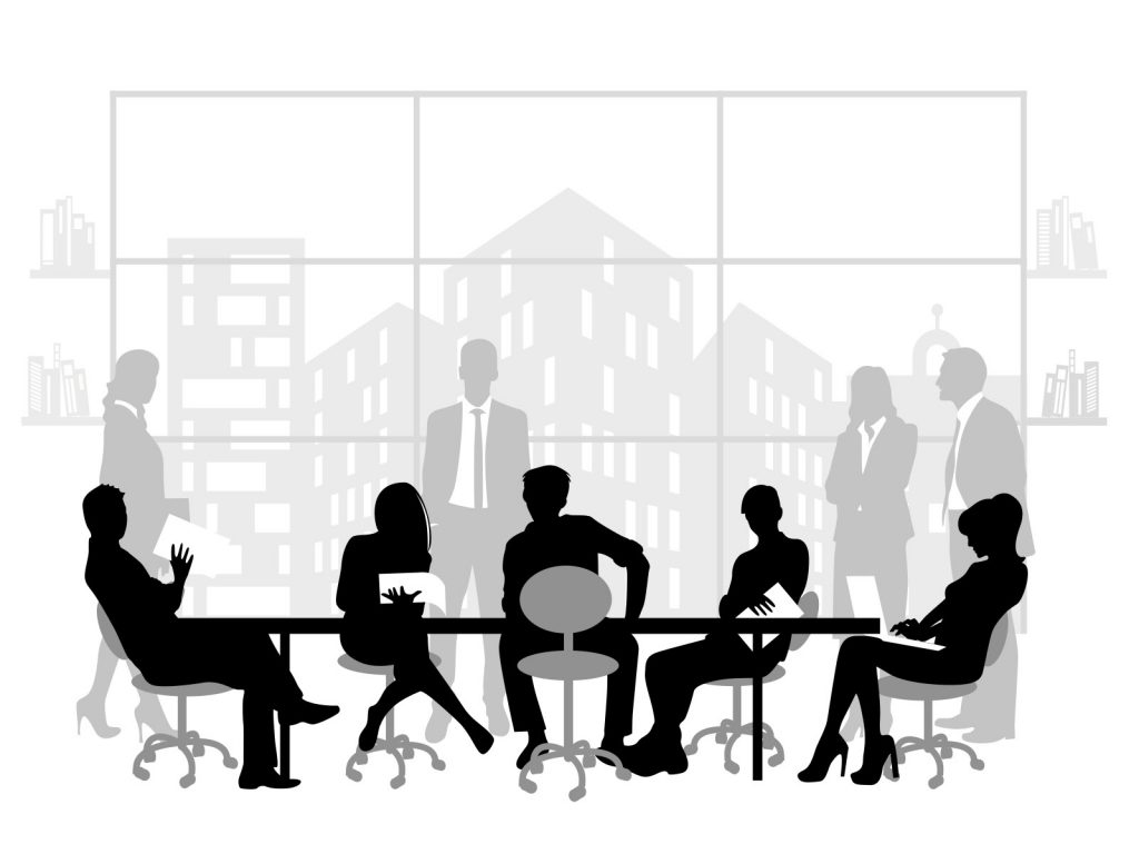 Office meeting business backgrounds